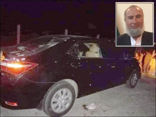 دونوں ٹارگٹ کلرز محمد ذاکر اور شہزاد کا تعلق ضلع پشاور سے ہے، ملزم ذاکر نے عدالت کے سامنے جرم کا اعتراف کرلیا (فوٹو : فائل)