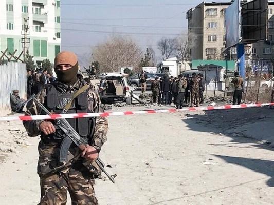 صوبے لوگر میں تانبے کی کان پر طالبان حملے میں 12 اہلکار ہلاک ہوگئے، فوٹو : فائل