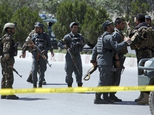 حملہ آوروں نے گیسٹ ہاؤس میں گھس کر اندھادھند فائرنگ کی، افغان پولیس۔ فوٹو: فائل
