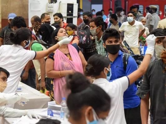 کورونا وائرس کے باعث ایک دن میں مزید 3 ہزار 625 افراد جان کی بازی ہارگئے، بھارتی وزارت صحت
