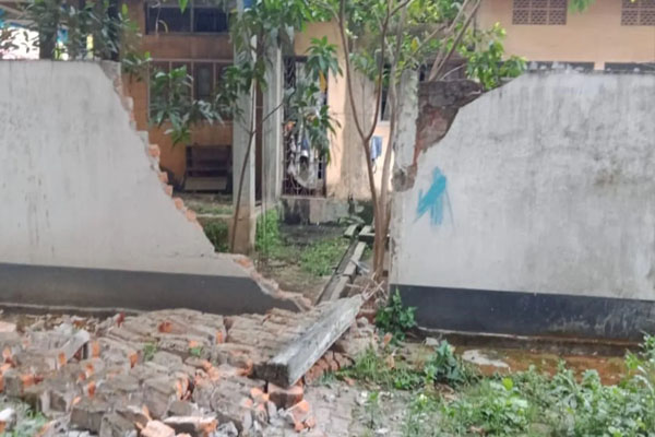 Assam earth quake 1