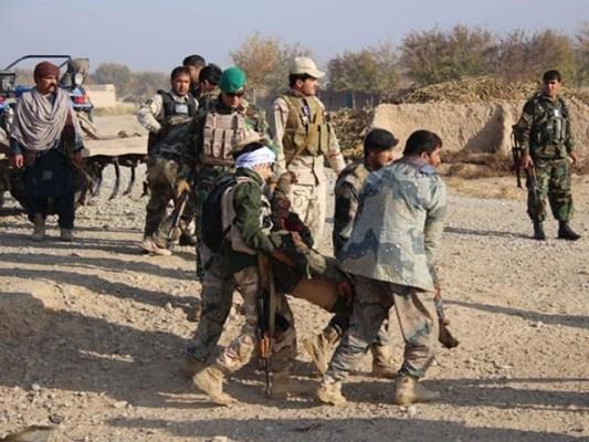 ہلمند میں حکومتی فورسز اور طالبان کے درمیان جھڑپیں چھڑ گئیں