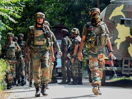 بھارتی فوج نے نوجوانوں کو نام نہاد سرچ آپریشن کے دوران فائرنگ کرکے شہید کیا، کشمیر میڈیا سروس فوٹو : فائل