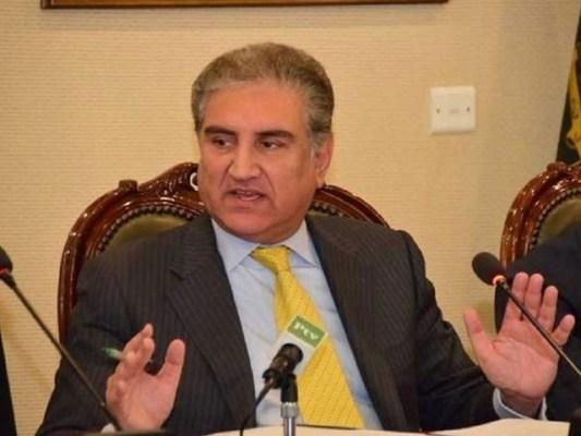 پاکستان مسئلہ فلسطین کے حل کیلئے 2 ریاستی فارمولے کےعزم کو دہراتا ہے، شاہ محمود قریشی۔ فوٹو:فائل