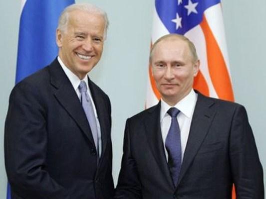 جوبائیڈن صدر بننے کے بعد پہلی بار روسی صدر سے ملاقات کریں گے، فوٹو: فائل