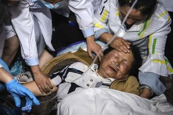 China earth quake 1