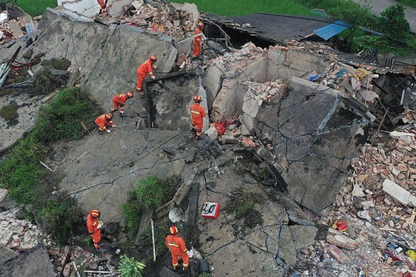 China earth quake 2