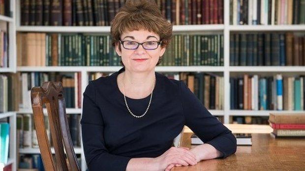 Prof Sally Mapstone