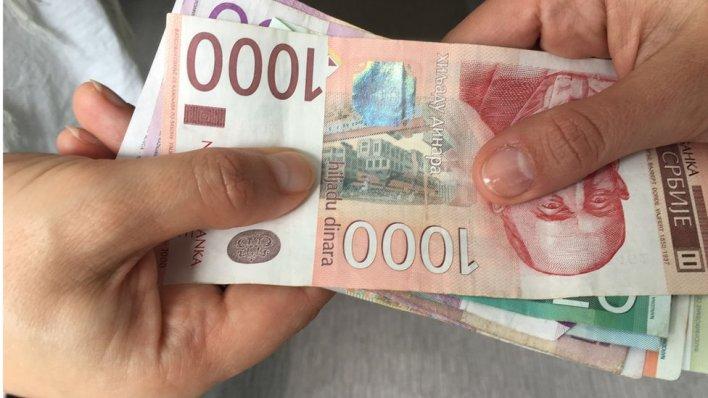 Plaćanje gotovinom