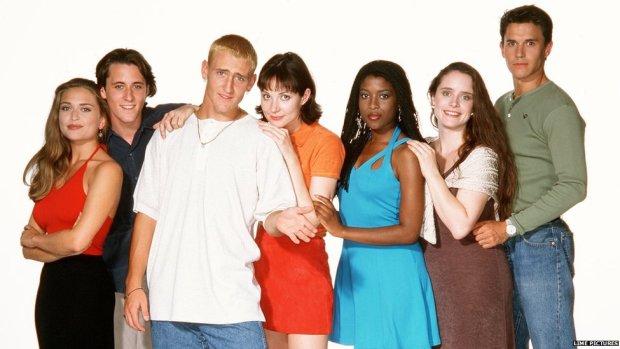 Hollyoaks original cast