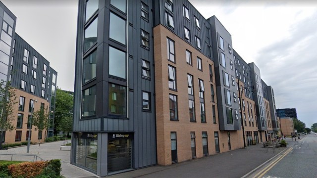 Halls at Manchester Metropolitan University's Birley campus