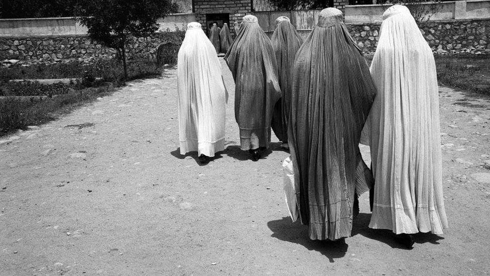 afgan kadinlar