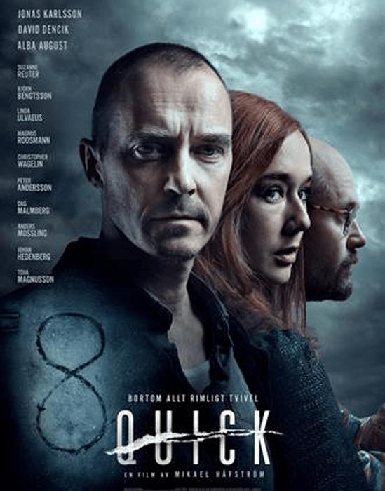 Poster de la película Quick