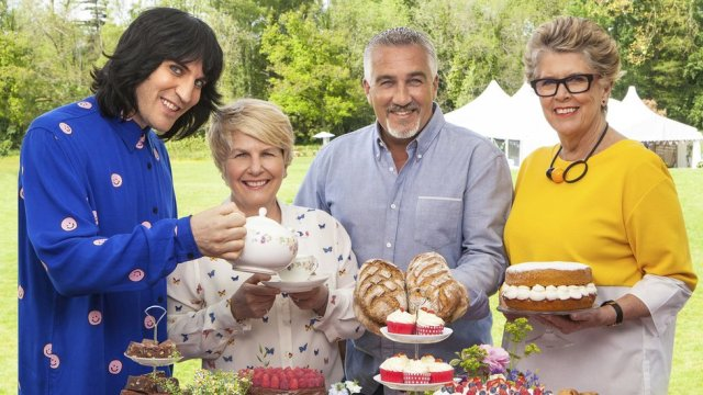 33 things to know about the new Great British Bake Off