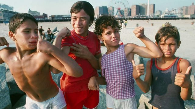 Lost photos of an old New York summer