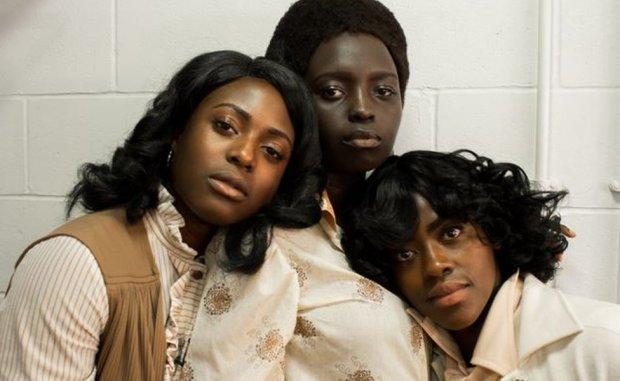 Three Sisters: Actresses Joyce Omotola, Akuc Bol & Bel Adawa
