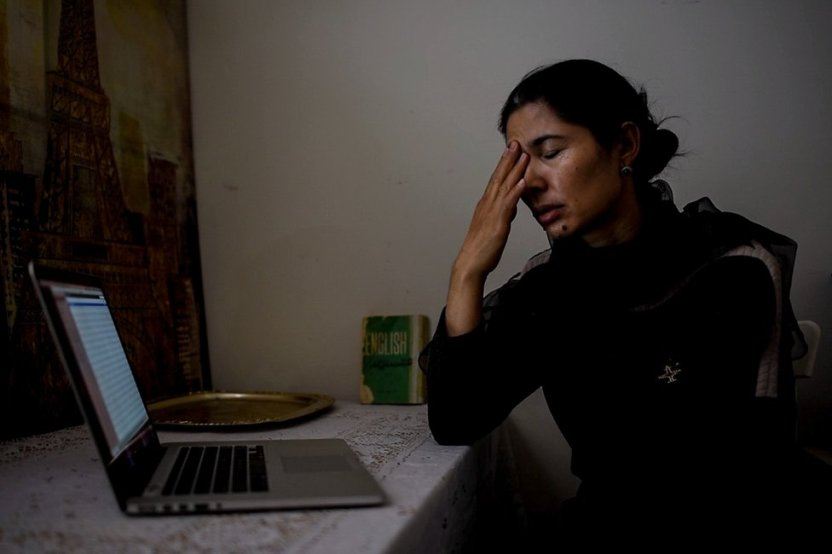 """116683937 tursunayvideostill2 - """"Pagaban para elegir a las reclusas más bonitas"""": detenidas de un campo para uigures en China denuncian violaciones"""