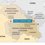 India China Clash 20 Indian Troops Killed In Ladakh Fighting Bbc News