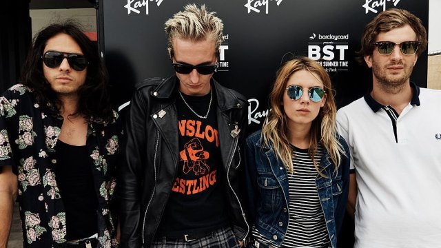 Wolf Alice: 'Our album is like hummus'