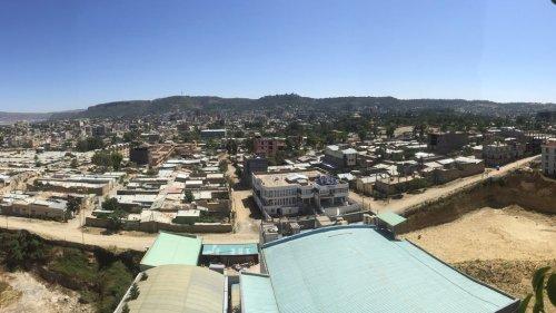 View of Mekelle