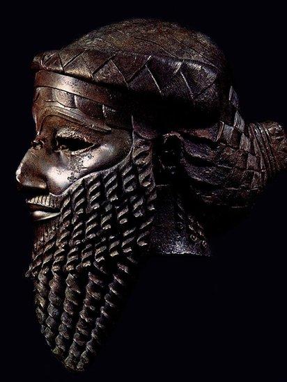 Sargon Mask