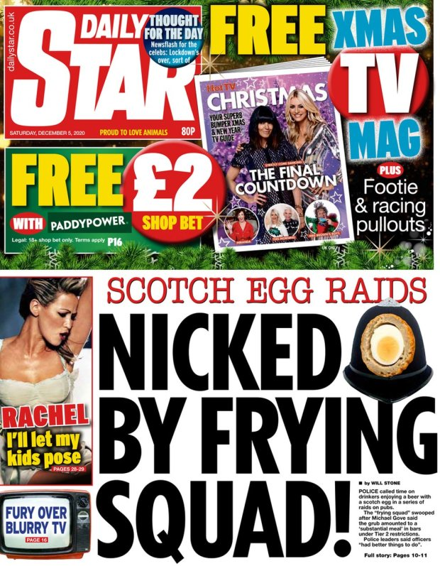 The Daily Star 5 December