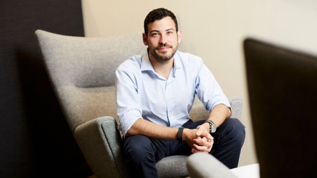 Zack Schleien, co-founder of Filter Off, started with a personal dating experience.