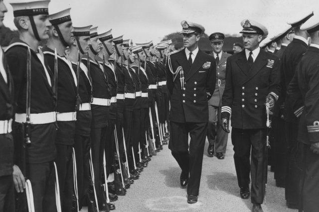 Felipe en 1953