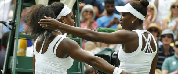 Serena and Venus Williams have played each other on 26 occasions since 1998