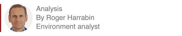Analysis Box by Roger Harrabin, Environmental Analyst