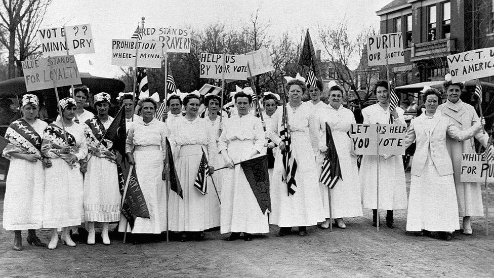 Mujeres de Minnesota