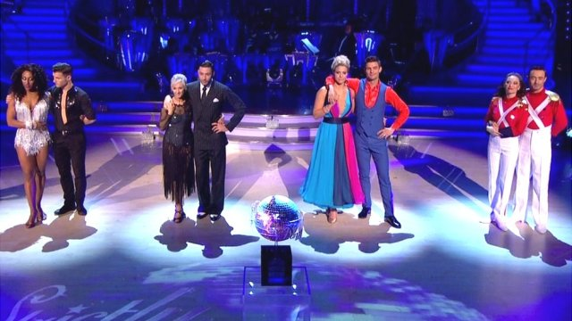 Strictly Come Dancing 2017 final: Winner crowned