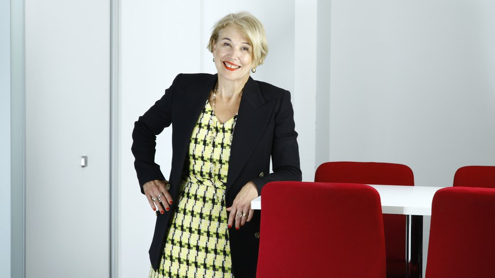 Ann Francke, CEO of the Chartered Management Institute