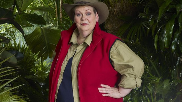 I'm A Celeb's Anne Hegerty opens up about Asperger's