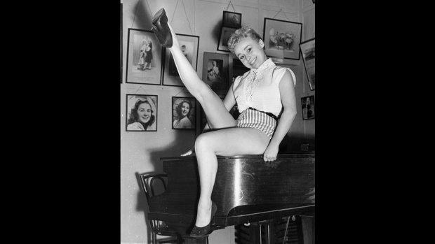Barbara Windsor in St Trinian's