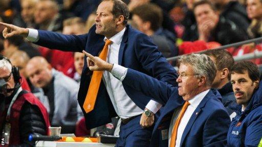 Danny Blind was Guus Hiddink's assistant