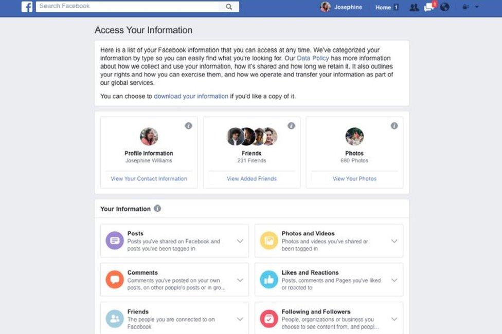 Página de Acceso a tu Información