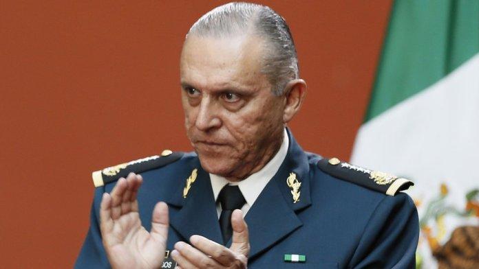 Salvador Cienfuegos in 2016.