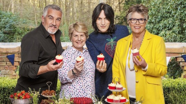 BBC and Channel 4 in spat over Bake Off slot