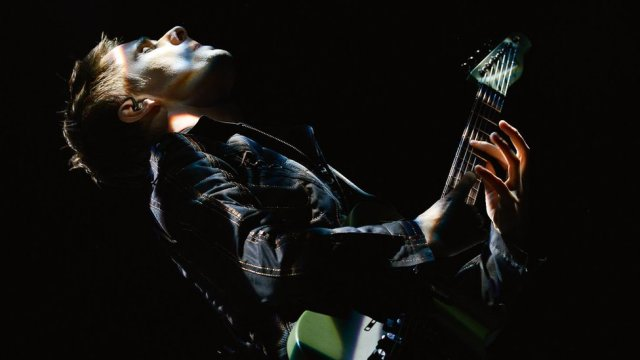 Muse: 'The guitar is no longer a lead instrument'