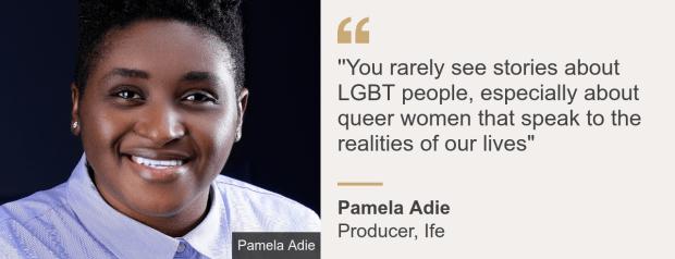 Pamela Adie quote