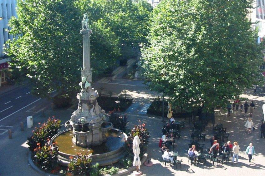 Fontaine David, Verviers