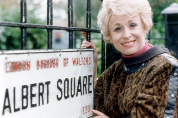 Barbara Windsor in EastEnders