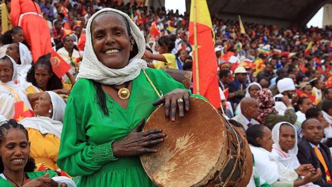 TPLF celebrations in Mekelle, Ethiopia - 2015