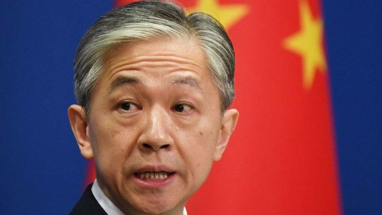 Wang Wenbin, portavoz del Ministerio de RR.EE. de China