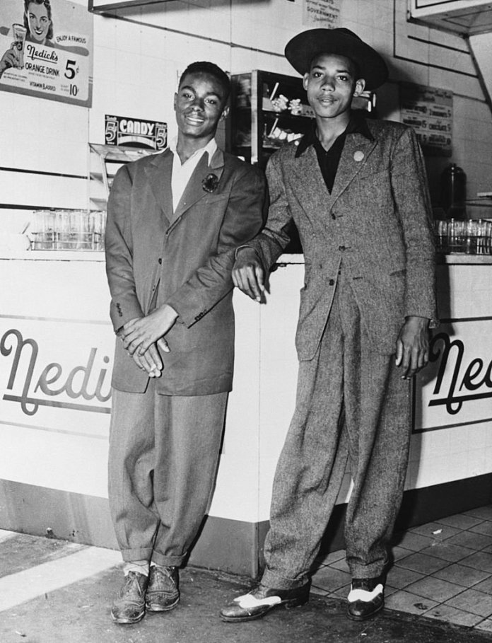 Pachuco, the extravagant outfit that caused the persecution of Mexicans during World War II