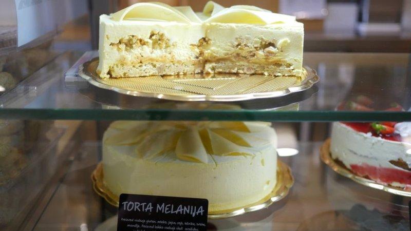 Torta Melanija