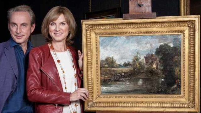 John Constable 'fake' sold for £35,000 is £2m original