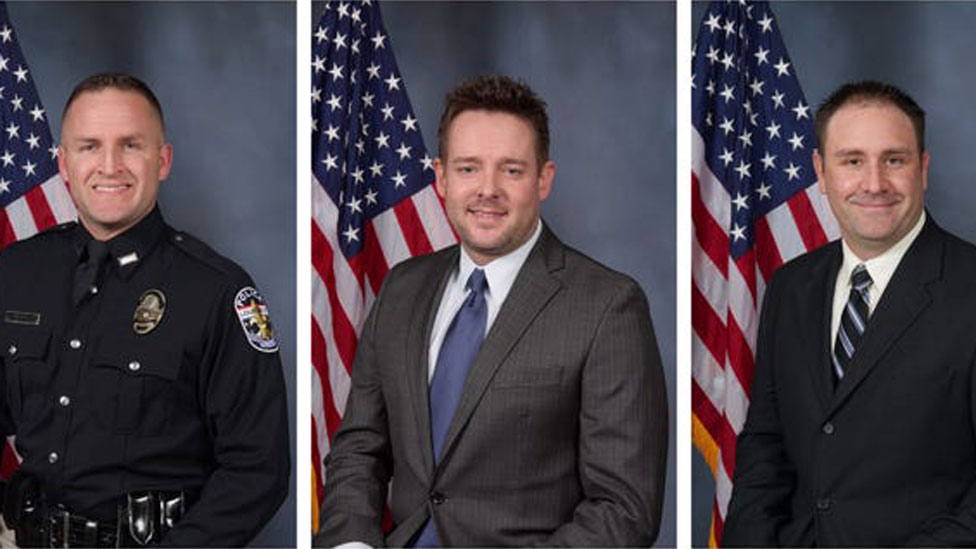 Louisville Officers Myles Cosgrove & Joshua Jaynes fired over raid of Breonna Taylor's Home. Taylor's family firing 'not justice'