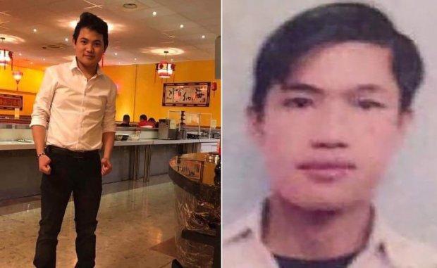 Nguyen Van Hung, who was 33, and Hoang Van Tiep, who was just 18.